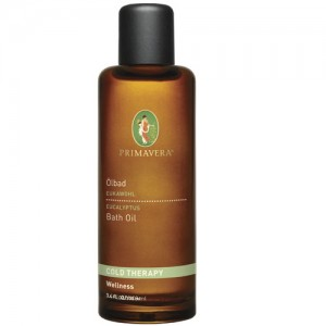 Primavera Eucalyptus Cold Therapy Bath Oil