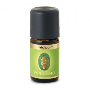 Primavera Patchouli Organic Essential Oil