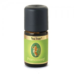 Primavera Tea Tree Essential Oil - Certified Organic