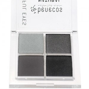 Benecos Quattro Eye Shadow Smokey Eyes