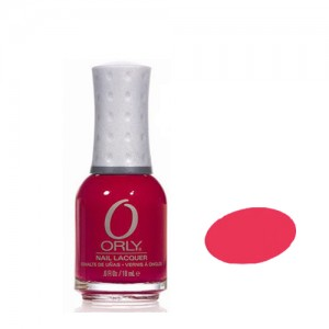 Rock on Red - Orly Nail Polish