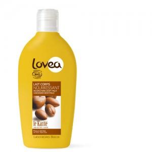 Lovea Shea Butter Organic Body Lotion