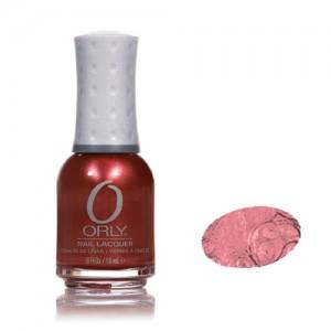 Shimmering Mauve - Orly Nail Polish