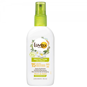 Lovea Organic Sunscreen SPF15