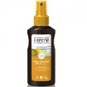 Lavera Family Sun Spray SPF 15