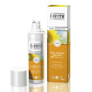Lavera Anti Age Sun Cream SPF 15