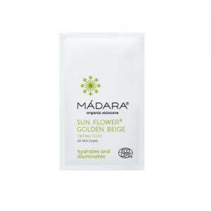 Madara Sunflower Tinting Fluid SAMPLE