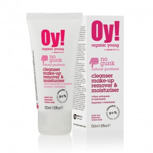 Organic Young Oy! All in One Cleanser & Moisturiser by Green People