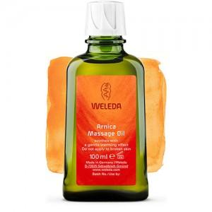 Weleda Arnica Massage Oil