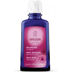 Weleda Wild Rose Cream Bath