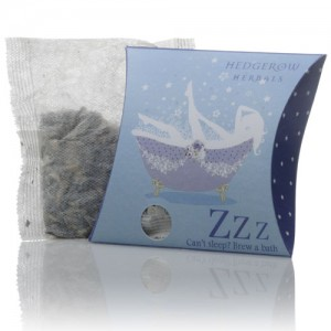 Zzz! to sleep Herbal Bath Bags