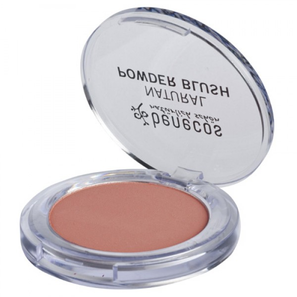 Benecos Compact Blush - Sassy Salmon