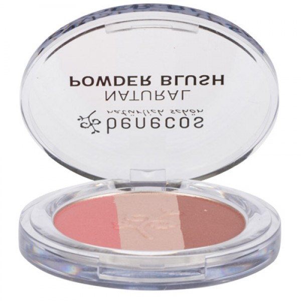 Benecos Natural Trio Blush