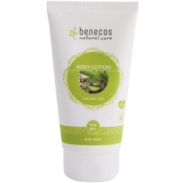 Benecos Body Lotion in Aloe Vera
