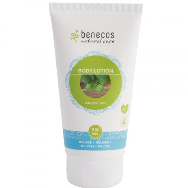 Benecos Body Lotion in Melissa (Lemon Balm)