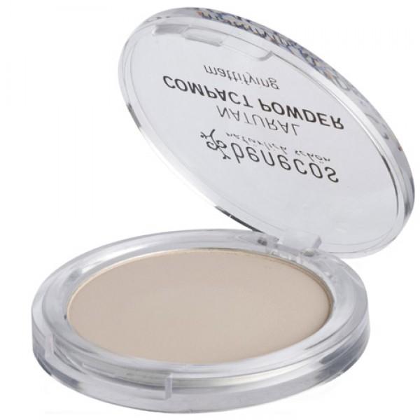 Benecos Compact Powder - Porcelain