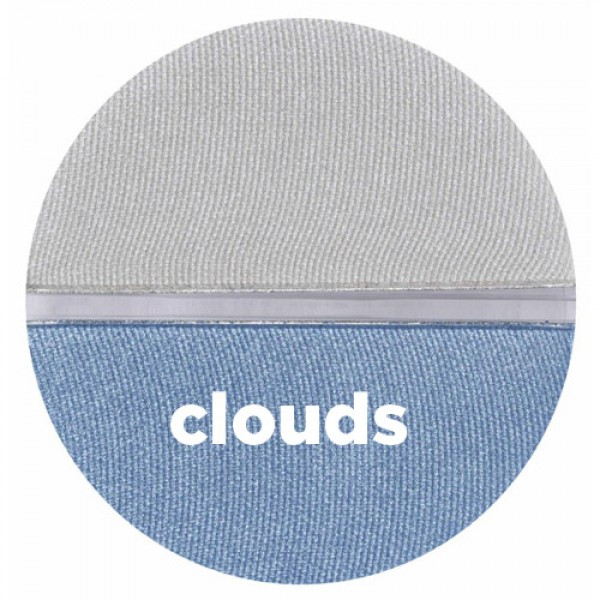 Benecos Natural Duo Eyeshadow - Clouds