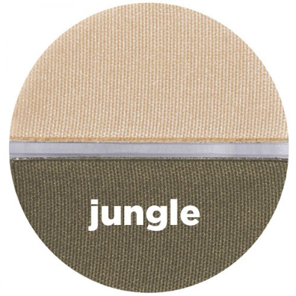 Benecos Natural Duo Eyeshadow - Jungle