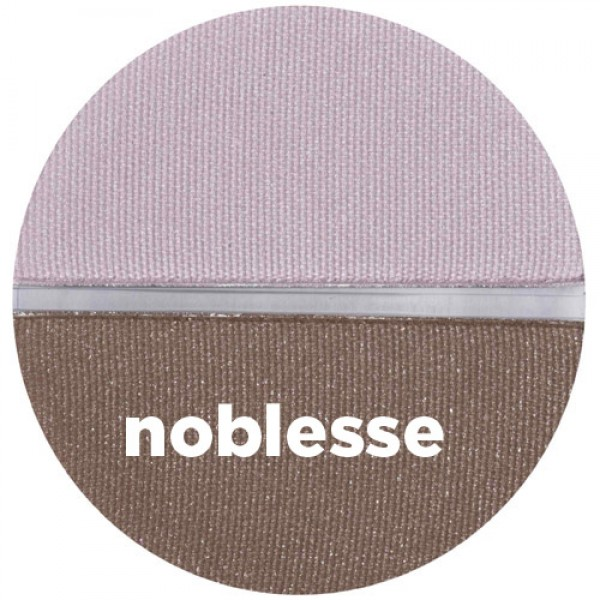 Benecos Natural Duo Eyeshadow - Noblesse