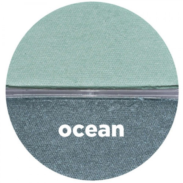 Benecos Natural Duo Eyeshadow - Ocean