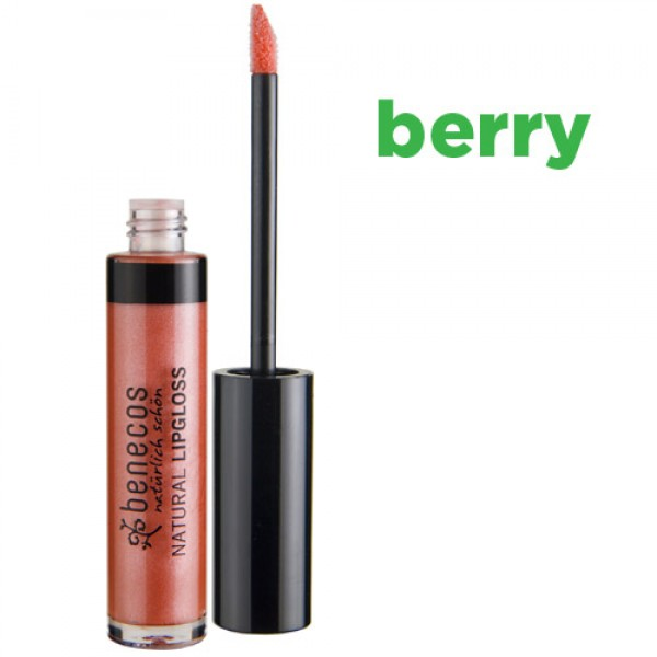Benecos Natural Lipgloss - BERRY