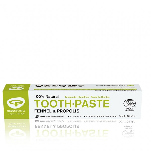 Green People Fennel Fluoride Free Toothpaste