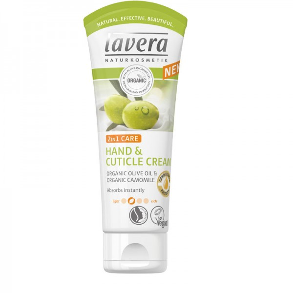 Lavera 2 in 1 Hand & Cuticle Balm