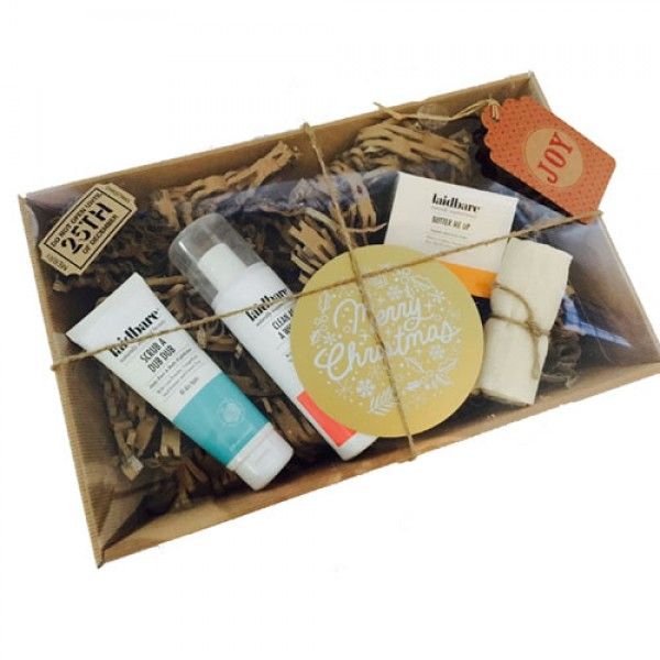 Laidbare Body Care Hamper