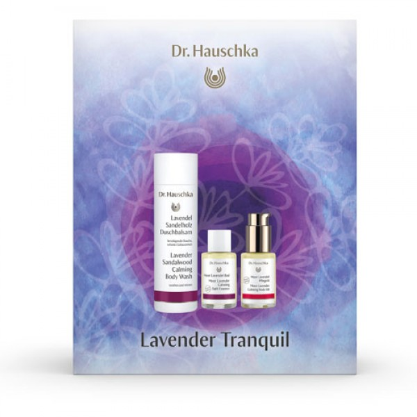 Dr Hauschka Lavender Tranquil Gift Set