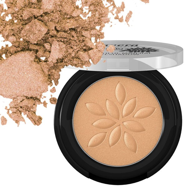Lavera Beautiful Mineral Eyeshadow - 25 Golden Copper