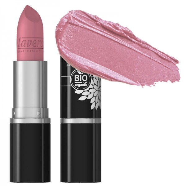 Lavera Lipstick 35 - Dainty Rose - Brand New Creamy Rose Shade sure to become a favourite