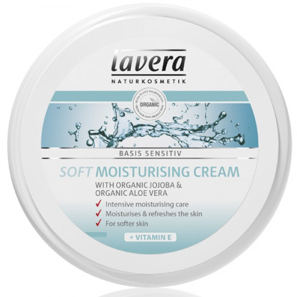 Lavera Basis Soft Moisturising Cream