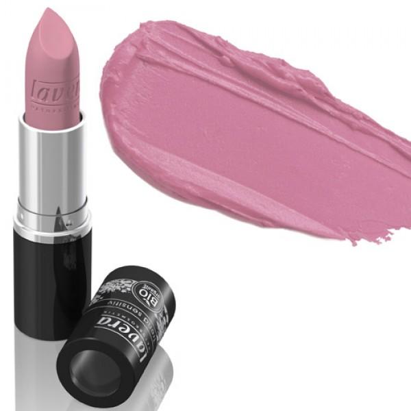Lavera Lipstick 25 Matt 'n Pink - Cool Pink Matte