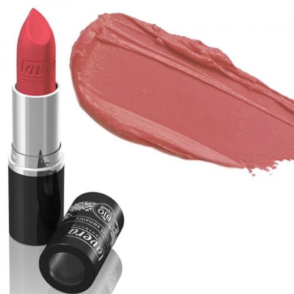 Lavera Lipstick 26 Matt 'n Peach- Rich Peach Matte