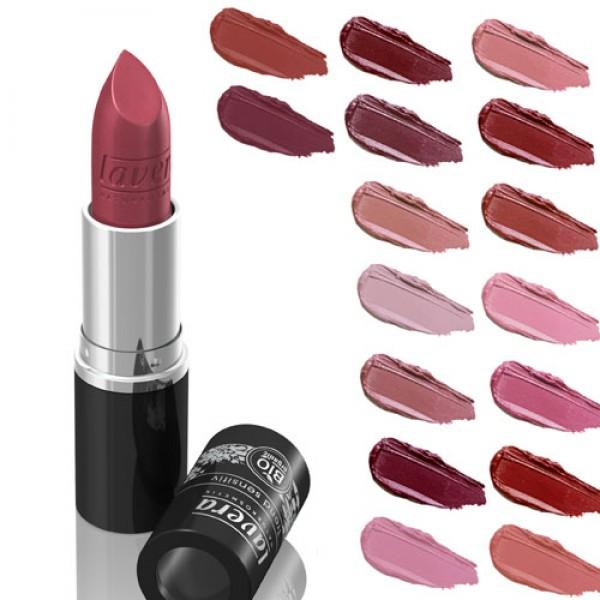 Lavera Beautiful Lips Colour Intense Organic Lipstick