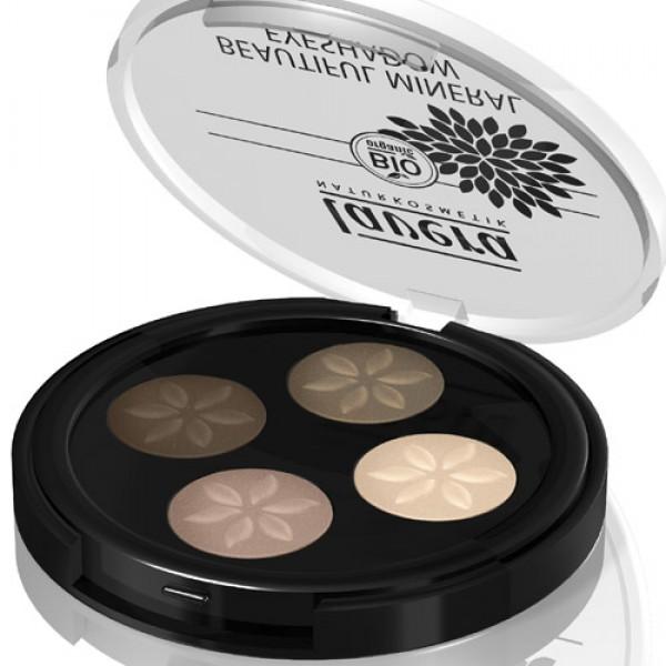 Lavera Eyeshadow Palette - 02 Cappuccino Cream