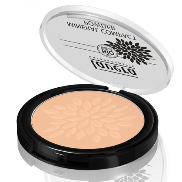 Lavera Mineral Compact Powder - 03 Honey