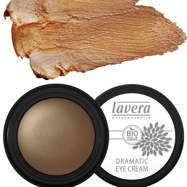 Lavera Dramatic Eye Cream - Gleaming Gold 01