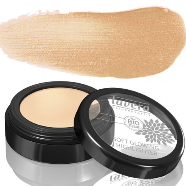 Lavera Soft Glowing Highlighter - 03 Golden Shine