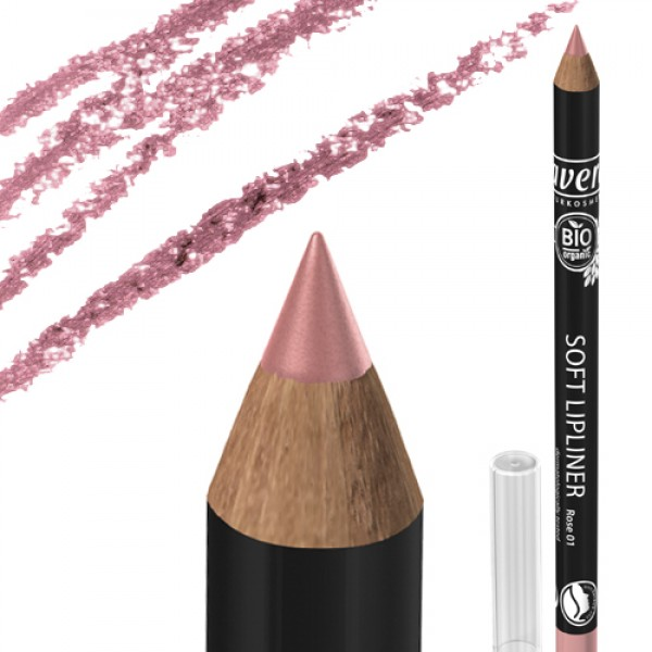 Lavera Lip Liner - Rose 01