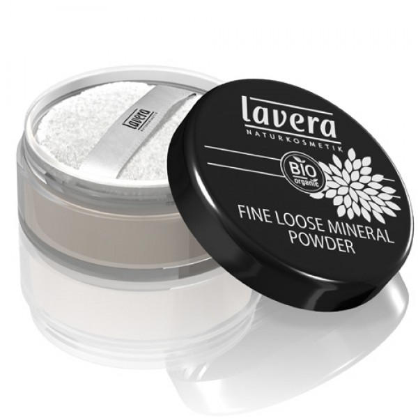 Lavera Fine Loose Mineral Powder - Transparent