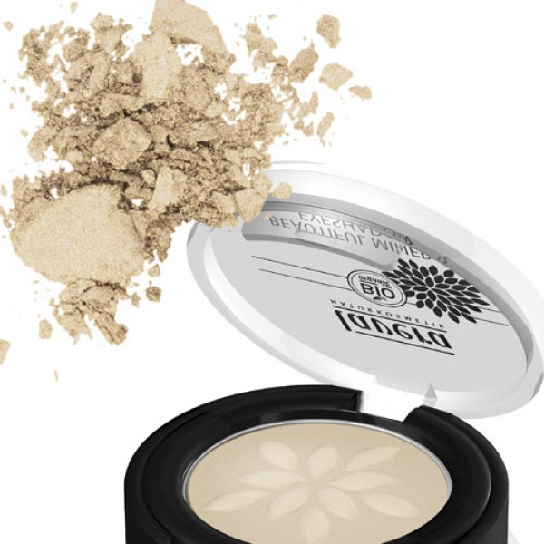 Lavera Beautiful Mineral Eyeshadow - 01 Golden Glory