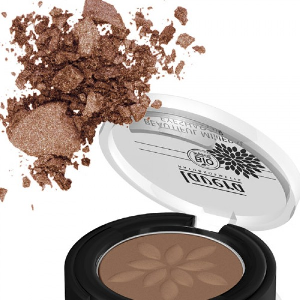 Lavera Beautiful Mineral Eyeshadow -  09 Matt 'n Copper