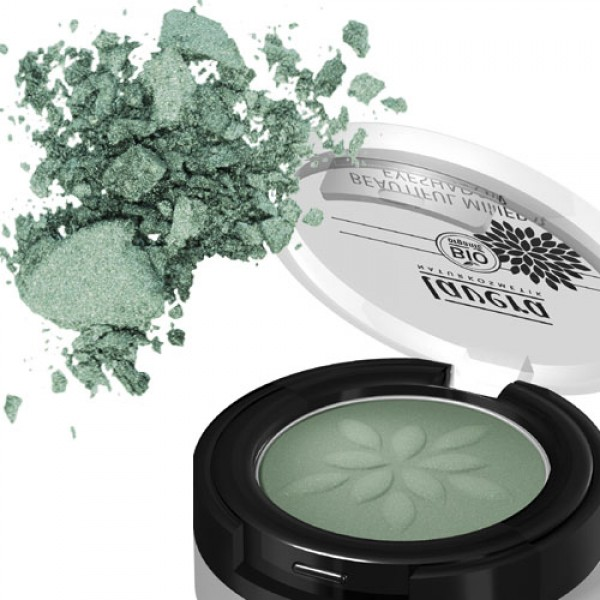 Lavera Beautiful Mineral Eyeshadow - 12 Mystic Green