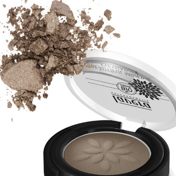 Lavera Beautiful Mineral Eyeshadow - 04 Shiny Taupe