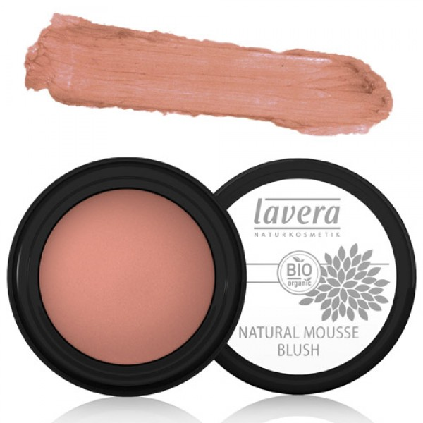 Lavera Natural Mousse Blush - 01 Classic Nude