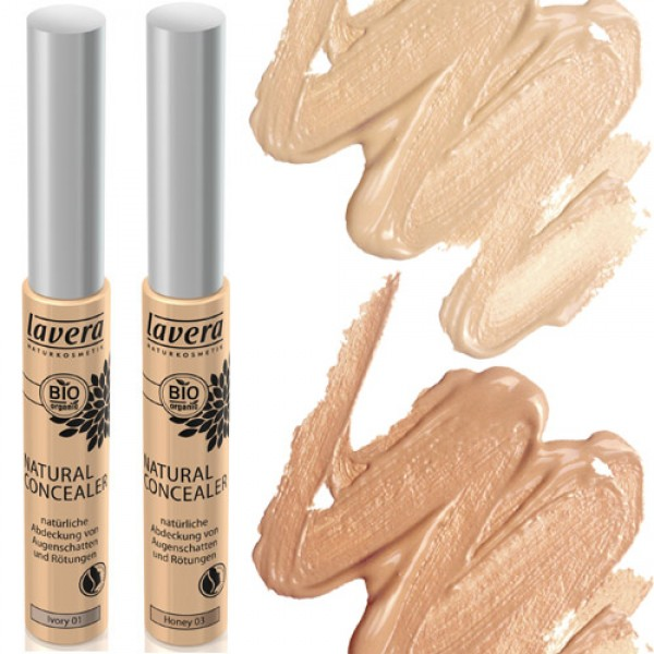 Lavera Natural Concealer in 2 shades