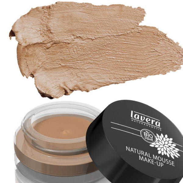 Lavera Natural Mousse Make Up Almond 05 Pot