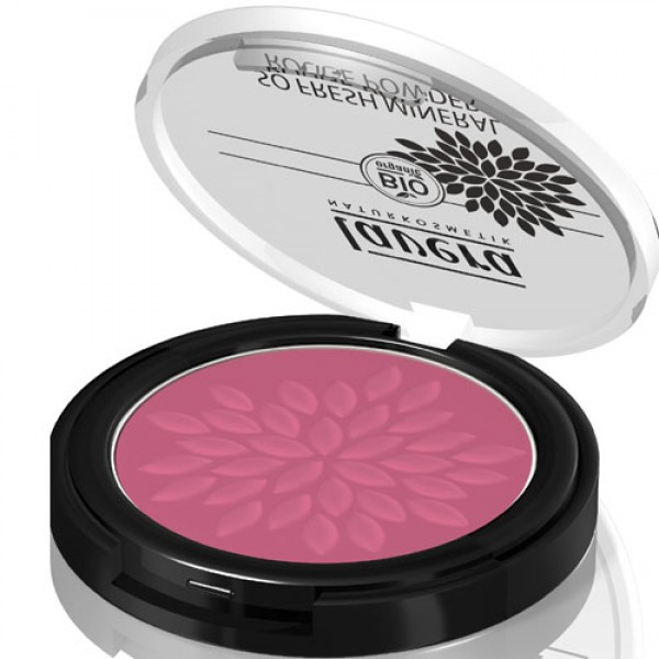 Lavera Mineral Rouge Powder - 04 Pink Harmony