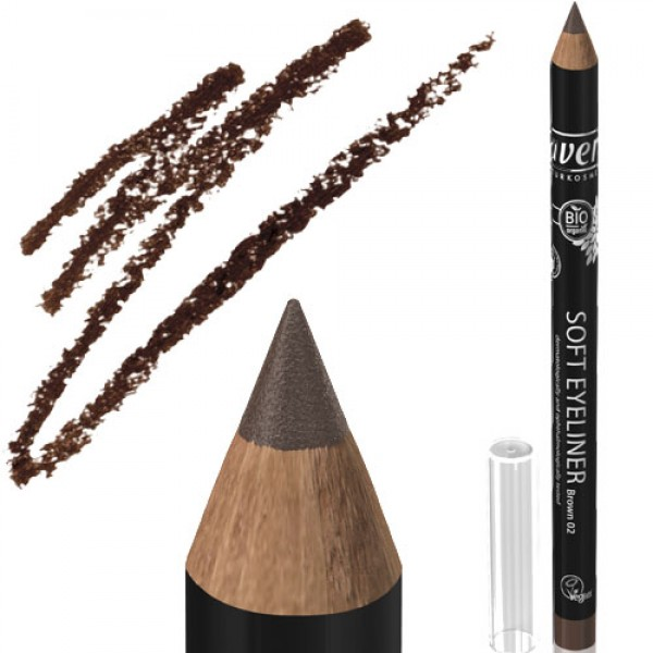 Lavera Soft Eye Liner 02 Brown